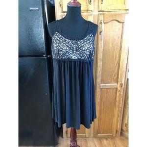 JS Boutique Babydoll Dress Size 14